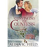 Convincing the Countess (The Upstart Christmas Brides Book 2)