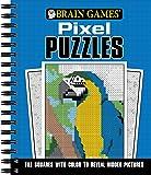 Brain Games Pixel Puzzles