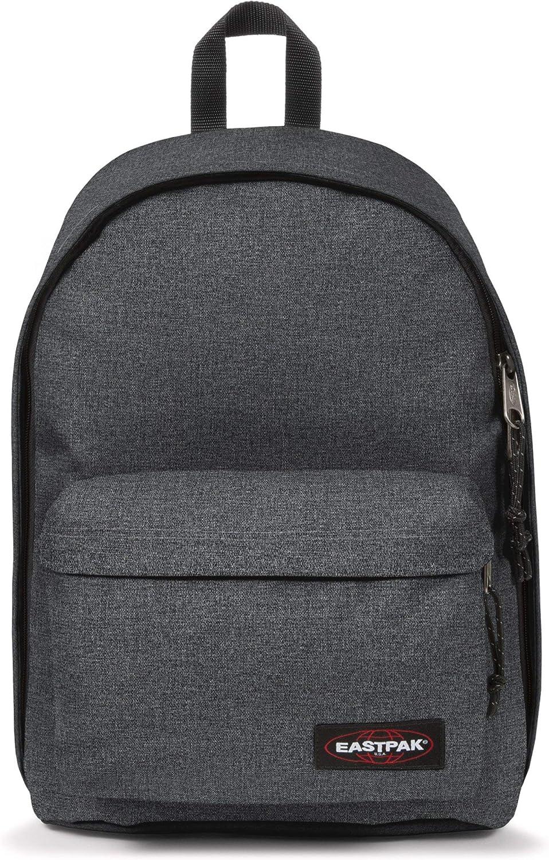 Eastpak Out of Office Mochila, 44 cm, 27 L, Gris (Black Denim)