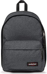 Eastpak Men's Out Of Office Backpack, Black Denim, One Size