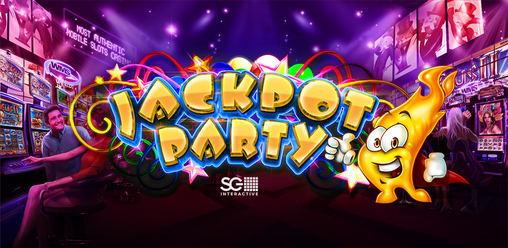 free slot games jackpot party casino
