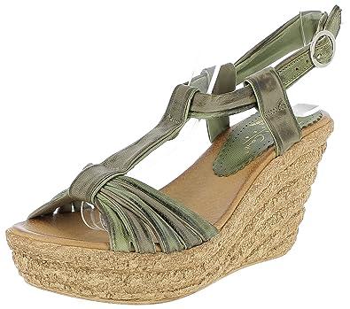 053197768d5c Andrea Conti Damen Sandalette 1395303  Amazon.de  Schuhe   Handtaschen