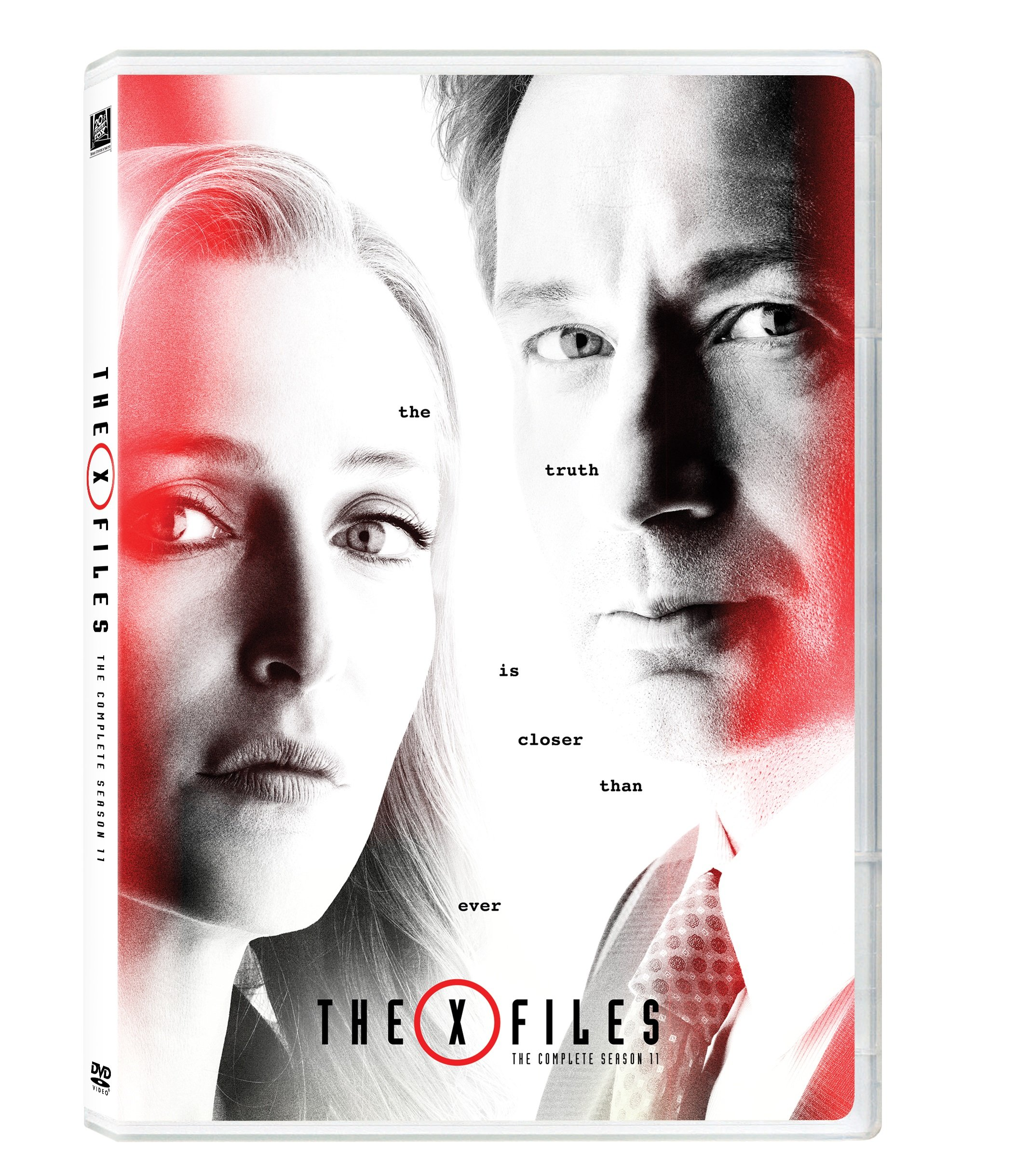 DVD : The X-files: The Complete Eleventh Season (Dolby, Subtitled, Widescreen)