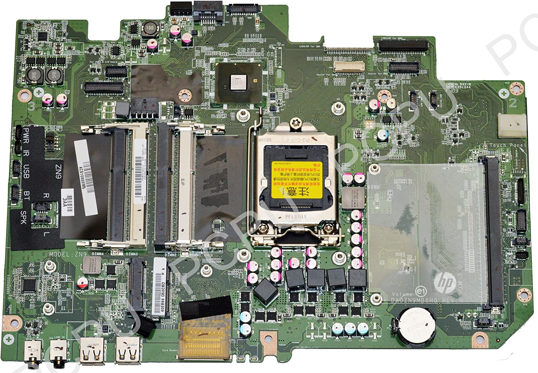 HP Touchsmart 610-1000 AIO Intel Motherboard s1156 DA0ZN9MB6H0 648512-001