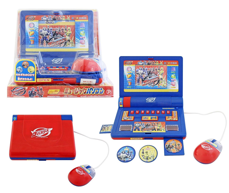 Tokumei Sentai Go-Busters Musik PC (Japan-Import)