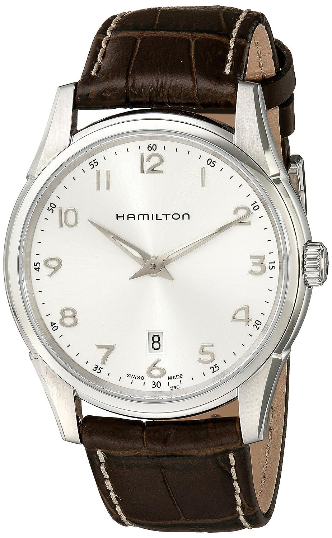 Hamilton - Herren-Armbanduhr Analog Automatik Kautschuk - H38511553