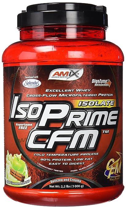 Amix Isoprime CFM Isolate 1 kg Manzana Verde con Canela