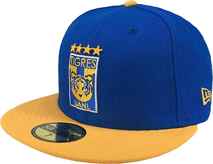 new styles release date: vast selection Amazon.com: New Era 59Fifty Hat Tigres De Monterrey Soccer Club ...