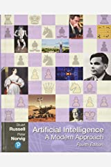 Artificial Intelligence: A Modern Approach (Pearson Series in Artifical Intelligence) Hardcover