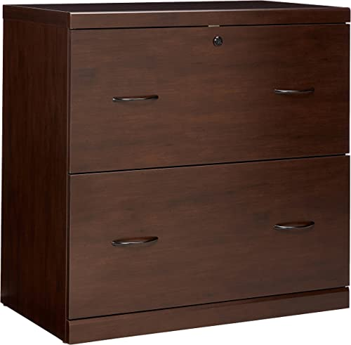 Z-Line Designs 2-Drawer Lateral File Espresso Cabinet