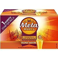 Metamucil Daily Fibre Supplement Smooth Orange, 30 Doses