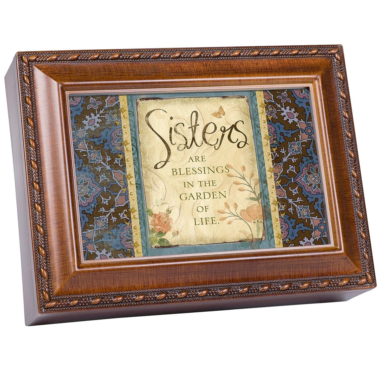 人気提案 Sister Inspirational Garden Of Amazing Life Woodgrain Inspirational B0090R5LBM Cottage Garden Traditional Music Box Plays Amazing Grace B0090R5LBM, 勢和村:7559fc3c --- arcego.dominiotemporario.com
