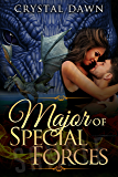 Major of Special Forces: An Alien Dragon Shifter's Fantasy Romance (Winged Beasts Book 2)