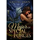 Major of Special Forces: An Alien Dragon Shifter's Fantasy Romance (Winged Beasts Book 3)