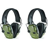2-Pk Honeywell Sport Sound Amplification Electronic Earmuff