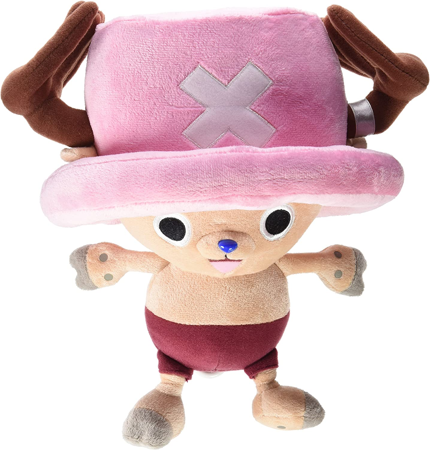 Peluche Chopper One Piece Vibrante (30cm)