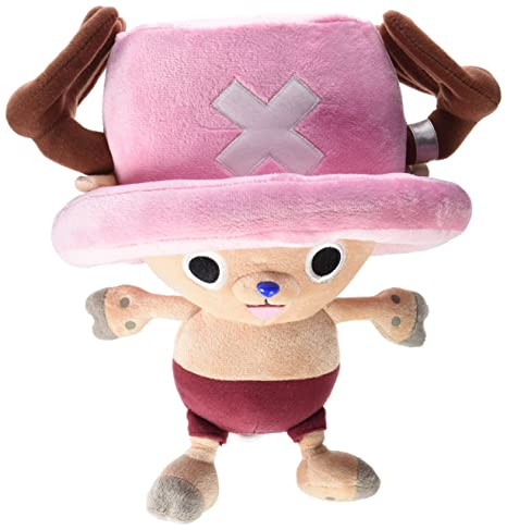 One Piece Vibrating Chopper Plush