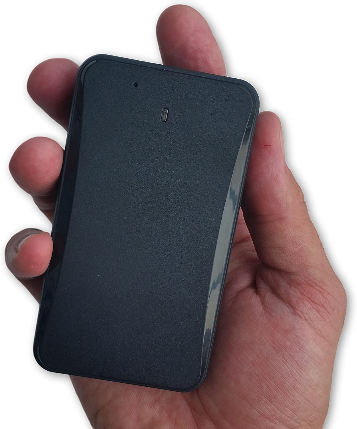 Ti-6000 Live GPS Tracker Mini Portable with Built-in Magnets. 1 Month Battery Life Includes SIM Card