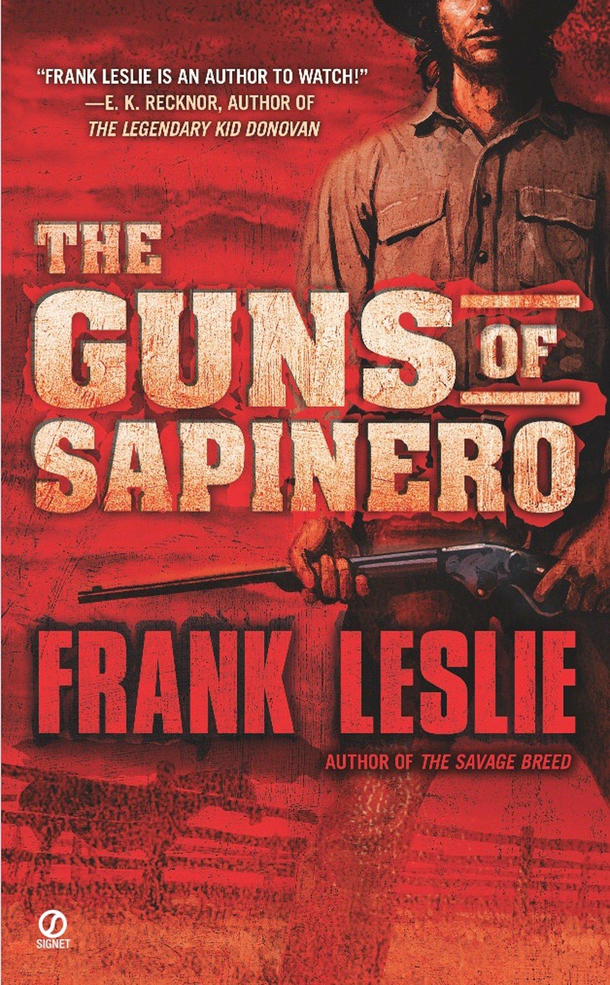 Read Online The Guns of Sapinero pdf