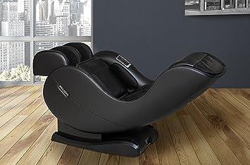 Welcon Massagesessel Easyrelaxx In Schwarz Mit Wärmefunktion