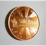 Silk Road Bitcoin 1 Oz .999 Copper Commemorative Coin