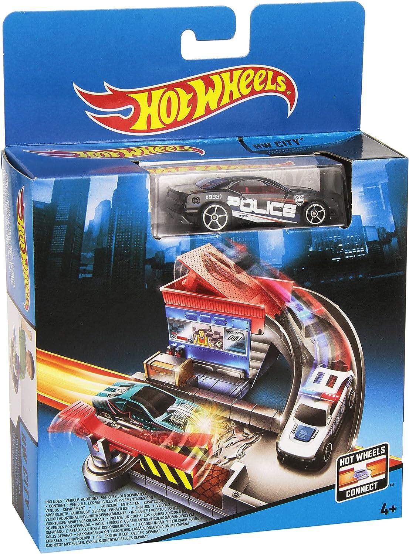 Hot Wheels - Set de Juegos básicos, Tollbooth Takedown (Mattel ...
