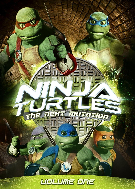 Ninja Turtles: The Next Mutation 1 Reino Unido DVD: Amazon ...
