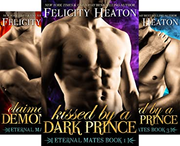 Eternal Mates Paranormal Romance Series