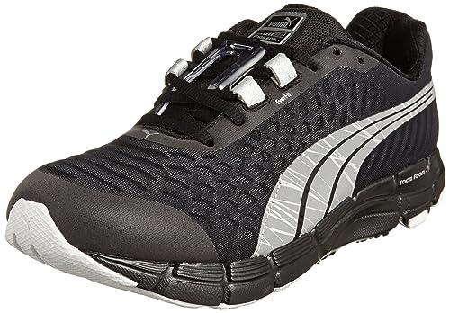 neue Version Veröffentlichungsdatum: heiß-verkaufendes spätestes Puma Faas 600 V2 NC Powered Women's Running Shoes Black ...
