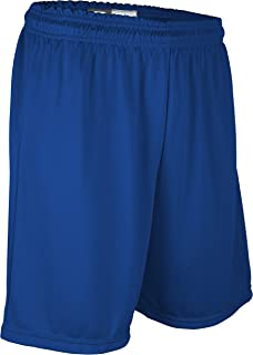 """product image for Game Gear Youth Boy's and Girl's 7"""" Light Weight, Athletic Cross Training Short-Basketball, Football, Running, Soccer, Tennis, and Other High Performance Sports"""