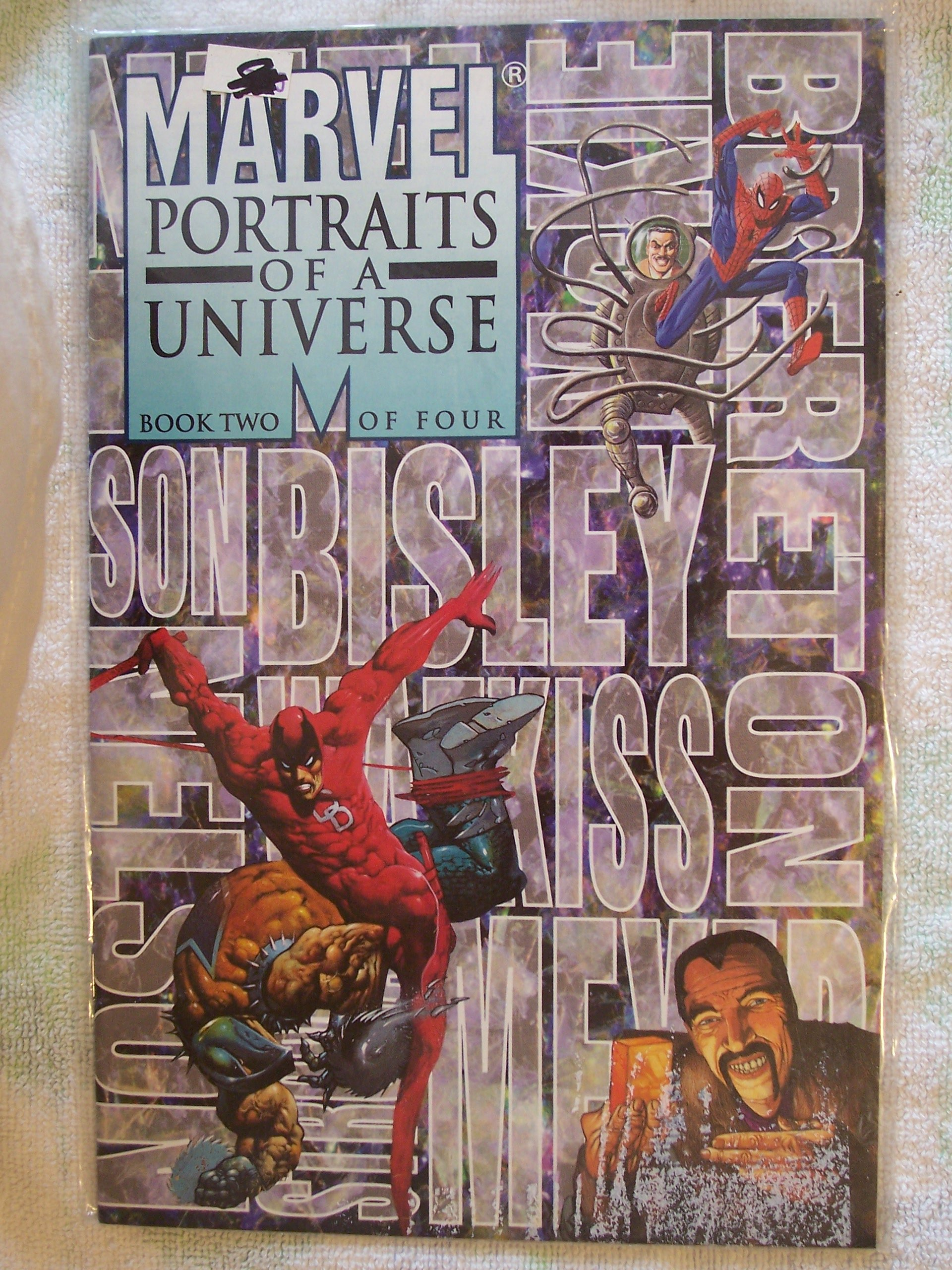 Download Marvel Portraits of a Universe #2 pdf