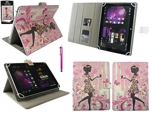 57 opinioni per Emartbuy® Mediacom SmartPad 10.1 Pollice S4 Tablet Universale Serie Fiori