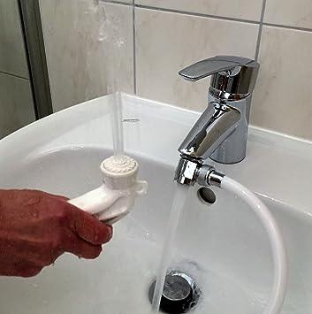 Wc Dusche Nachrüsten hygienedusche selbstmontierbares minibidet als preisgünstiger