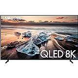 SAMSUNG QN82Q900RBFXZA Flat Screen 82-Inch QLED 8K Q900 Series Ultra HD Smart TV with HDR and Alexa Compatibility (2019 Model