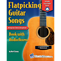 Flatpicking Guitar Songs Book with Audio Access
