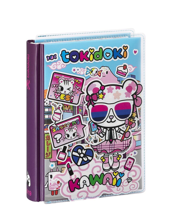 Amazon.com : Tokidoki Diary 16 Months Medium Dated Kawaii ...