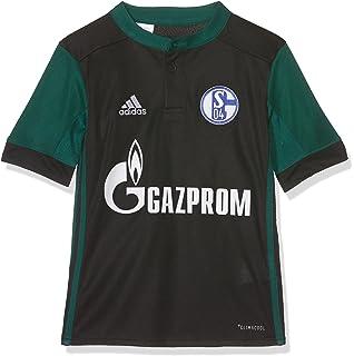 Adidas Jungen Kurzarm Ausweichtrikot Schalke 04 Replica Amazonde
