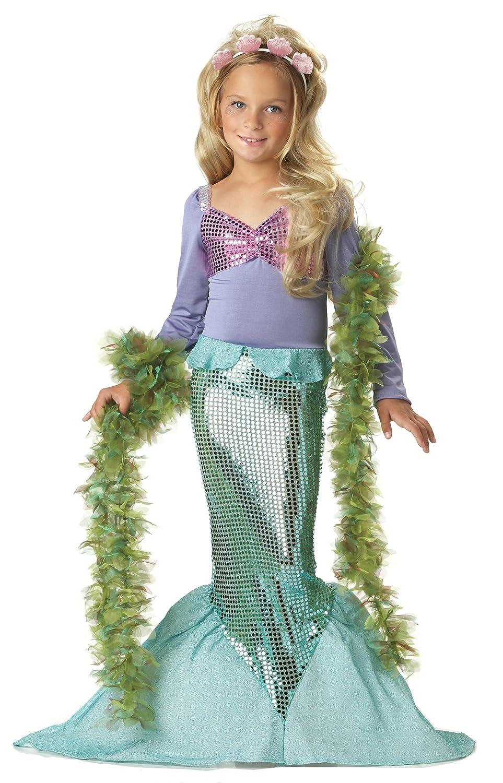 California Costumes Toys Little Mermaid Costume