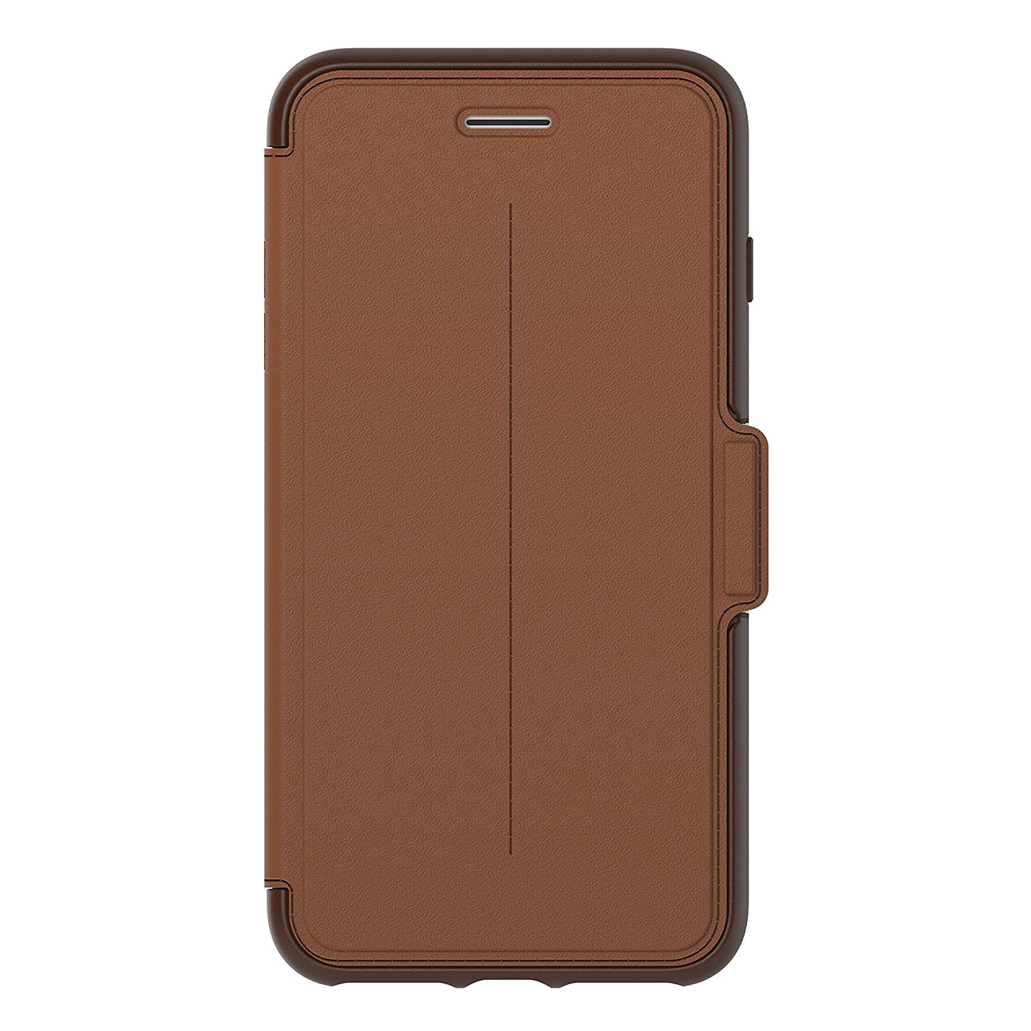 Otterbox Strada Series Case For Iphone 8 Plus 7 Original Samsung Clear Cover Casing Galaxy S8 Biru Only Burnt Saddle Chapshair Leather Cell Phones Accessories