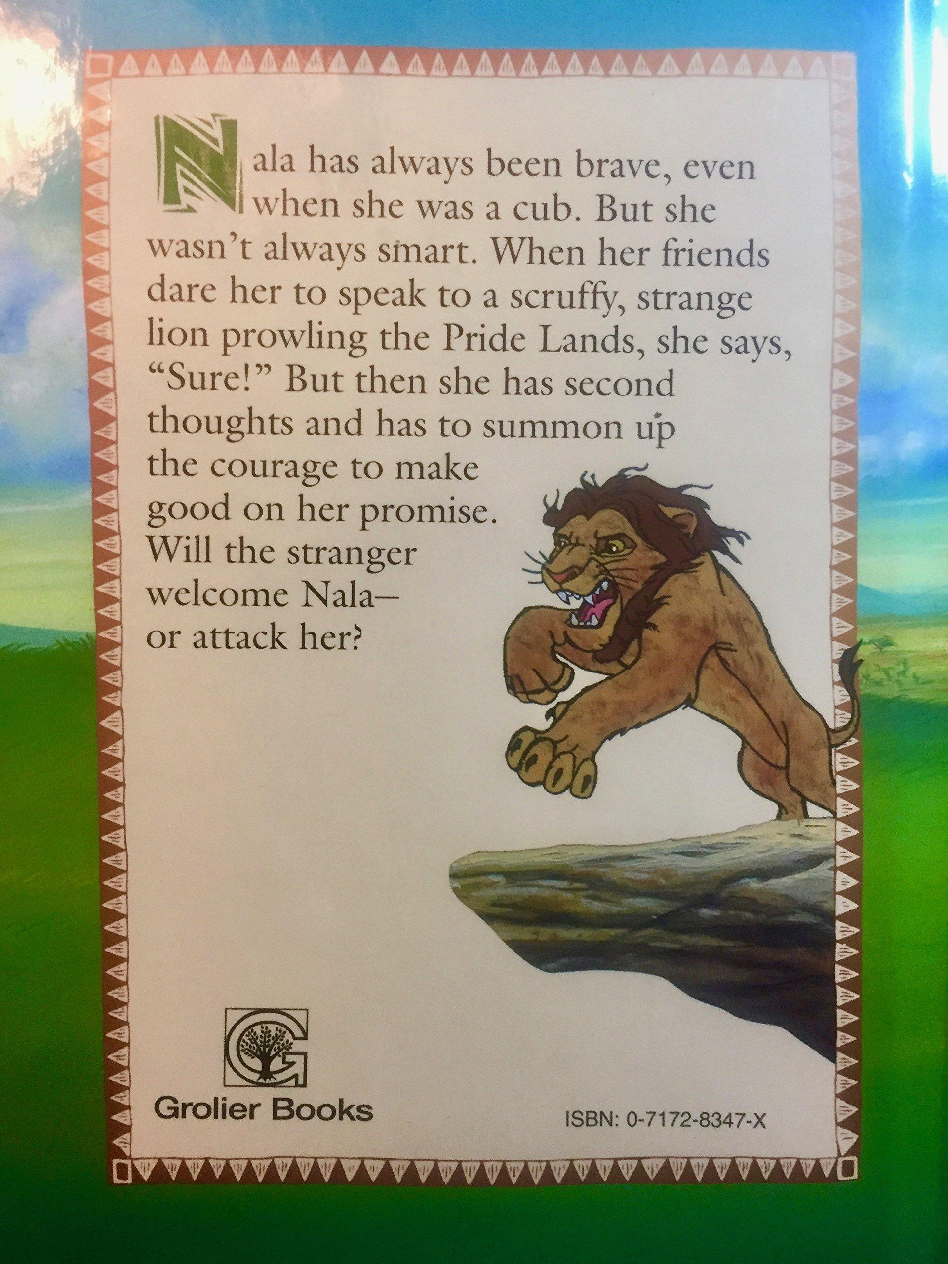 Nala S Dare The Lion King 2 Joanne Barkan 9780717284719 Amazon Com Books