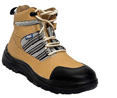 new high quality cheap sale differently Allen Cooper AC 9006 Nubuck Leather Safety Shoe Size 10 UK/India ...