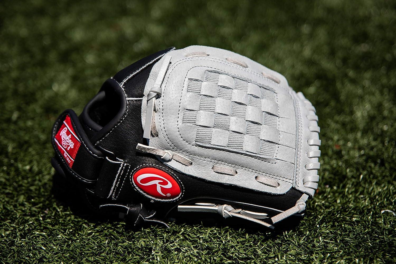 Rawlings Sure Catch Youth Baseball Glove Series 9.5-11.5 inch Baseball//Tball Gloves