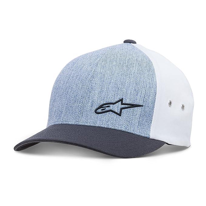 AlpineStars Mens Ageless Sonic Tech Curve Bill Flexfit Hat
