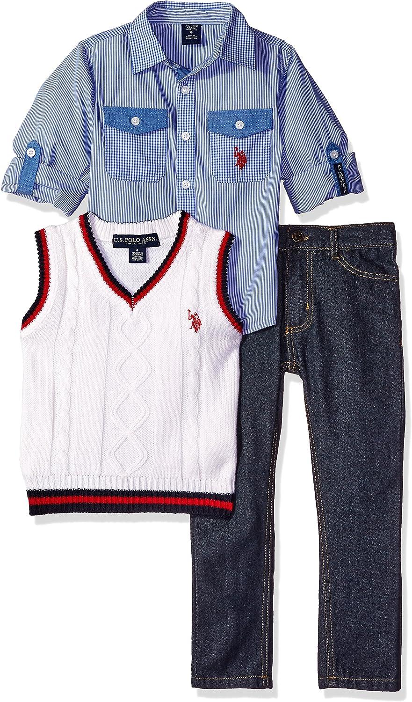 US POLO USSN Genuine Girls T-shirts 3-16 Years