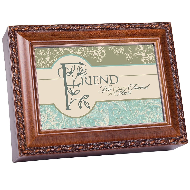 2019年最新海外 Friend You Have Woodgrain Cottage Thats Garden B0090RCE4Y Traditional Garden MusicボックスPlays Thats What Friends Are For B0090RCE4Y, ステーショナリーグッズ:0c5a6059 --- arcego.dominiotemporario.com