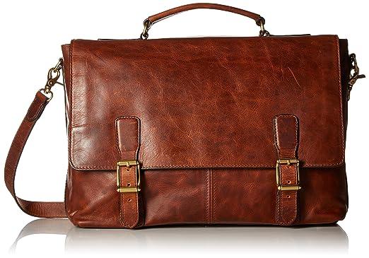 Amazon.com  FRYE Men s Logan Top Handle Messenger Bag 9830d81537989