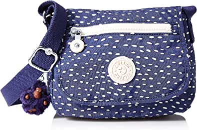 Kipling Sabian Crossbody Mini Bag, Adjustable Crossbody Strap, Magnetic Snap Closure Bolso bandolera Mujer