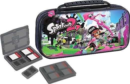 Ardistel - N-Switch Game Traveler Deluxe Travel Case NNS51 SP (Nintendo Switch): Amazon.es: Videojuegos