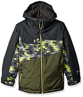 a4ac7102792d Amazon.com  Free Country Boys Digital Camo Boarder Jacket  Clothing
