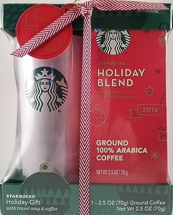 Starbucks Coffee Travel Mug Gift Set